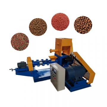 Automatic Dog/Cat/Fish/Pet Food Production Line /Machine/Extruder