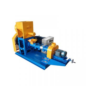 Fish Food Processing Equipment, Twin Screw Fish Feed Extruder Machine