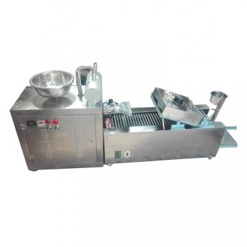 China Head Industrial Stainless Steel Gas Popcorn Machine