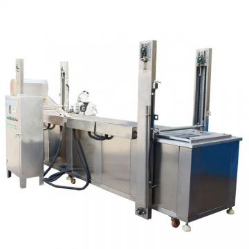 Automatic Snack Food Frying Machine with LPG Heating