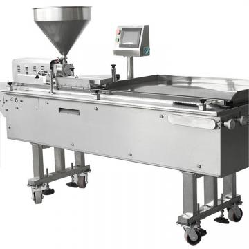 Fully Automatic Packaging Line Hamburger/ Burger/ Bread/ Buns/ Cake/ Hot Dog Packing Packaging Wrapping Machine