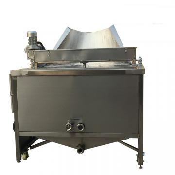 Electric Deep Continuous Air Fryer Automatic Frying Machine