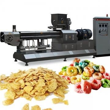 High Quality and Industrial Breakfast Cereal Machine Price for Sale