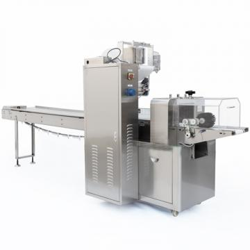 Pretty Price and Good Quality Full Automatic Flow Pack Machine for Popsicle with Ce Certificate