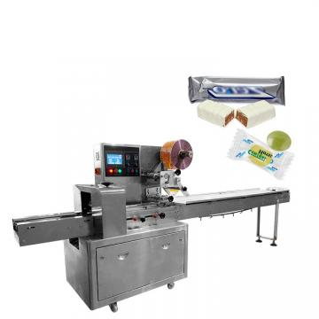 Yogurt Milk Tetra Pack Flow Wrapping Packaging Machine