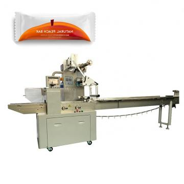 Fully Wrapping Flow Pack Badge Insignia Automatic Horizontal Packing Machine