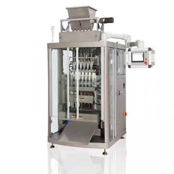 Sachet Packing Machine for Liquid Juice Water 2018