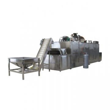 Industrial Food Conveyor Mesh Belt Dryer Drying Machine