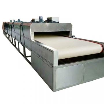 Large Industrial Continuous Microwave Conveyor Belt Microwave Dryer
