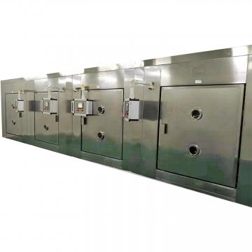 High Quality Stainless Steel Sesame Tunnel Microwave Dryer