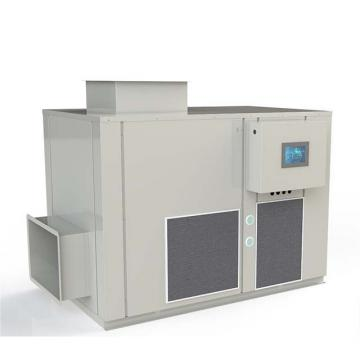 Water Cooling Dryer Tunnel Covered Microwave Drying Machine