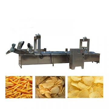 Fully Automatic Potato Chips French Fry Making Machine