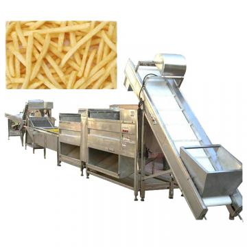 Factory Frying Equipment Fresh Frozen French Fries Making Machine Fully Automatic Lays Potato Chips Production Line for Sale
