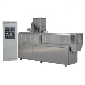 Snacks Food Machine Double Screw Extruder (LT70L)