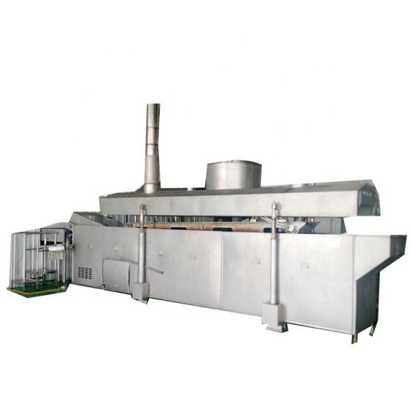 High Quality Fully Automatic Potato Chips Making Machine Production Line and Potato French Fries Making Machine