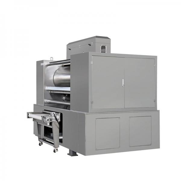 Fregrant Puffed Corn Flakes and Breakfast Cereal Making Extruder Manufacturing Line Unit Set Machine Processing Line