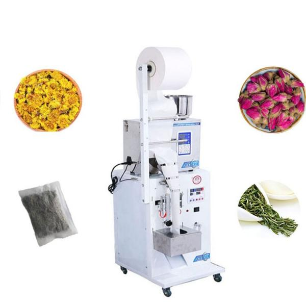 Automatic Powder Stick Instant Coffee Sachet Bag Packing Machine
